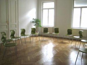Räumlichkeiten für die Systemische Ausbildung Wien