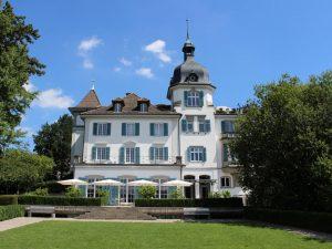 Coaching Ausbildung in Zürich in der Erlenbach Villa
