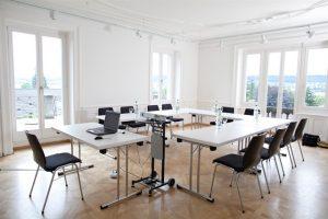 Coaching Ausbildung Zürich Räume vom Erlengut