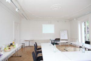 Salon des Erlengut für die Coaching Ausbildung in Zürich