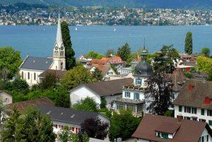 Erlengut am Zürichsee für die Coaching Ausbildung in Zürich
