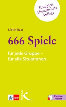 666 Spiele: für jede Gruppe, für alle Situationen.