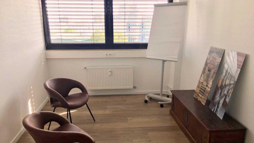 Coaching Akademie Berlin Köln Räumlichkeiten