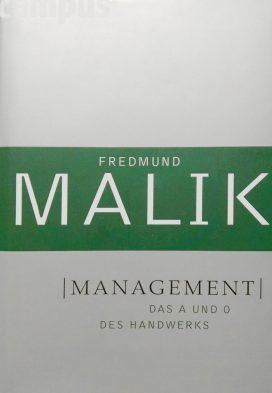 Management das A und O des Handwerks