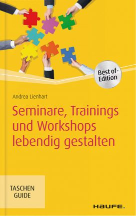Seminare Trainings und Workshops lebendig gestalten